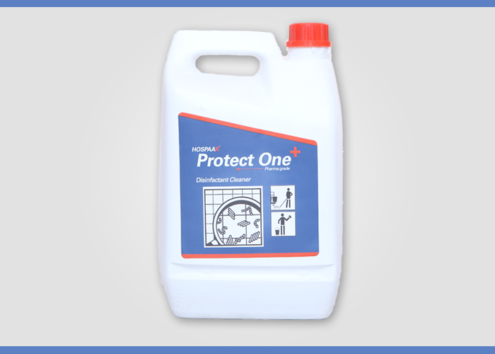 Concentrated Disinfectant For Tunnel And Sprays